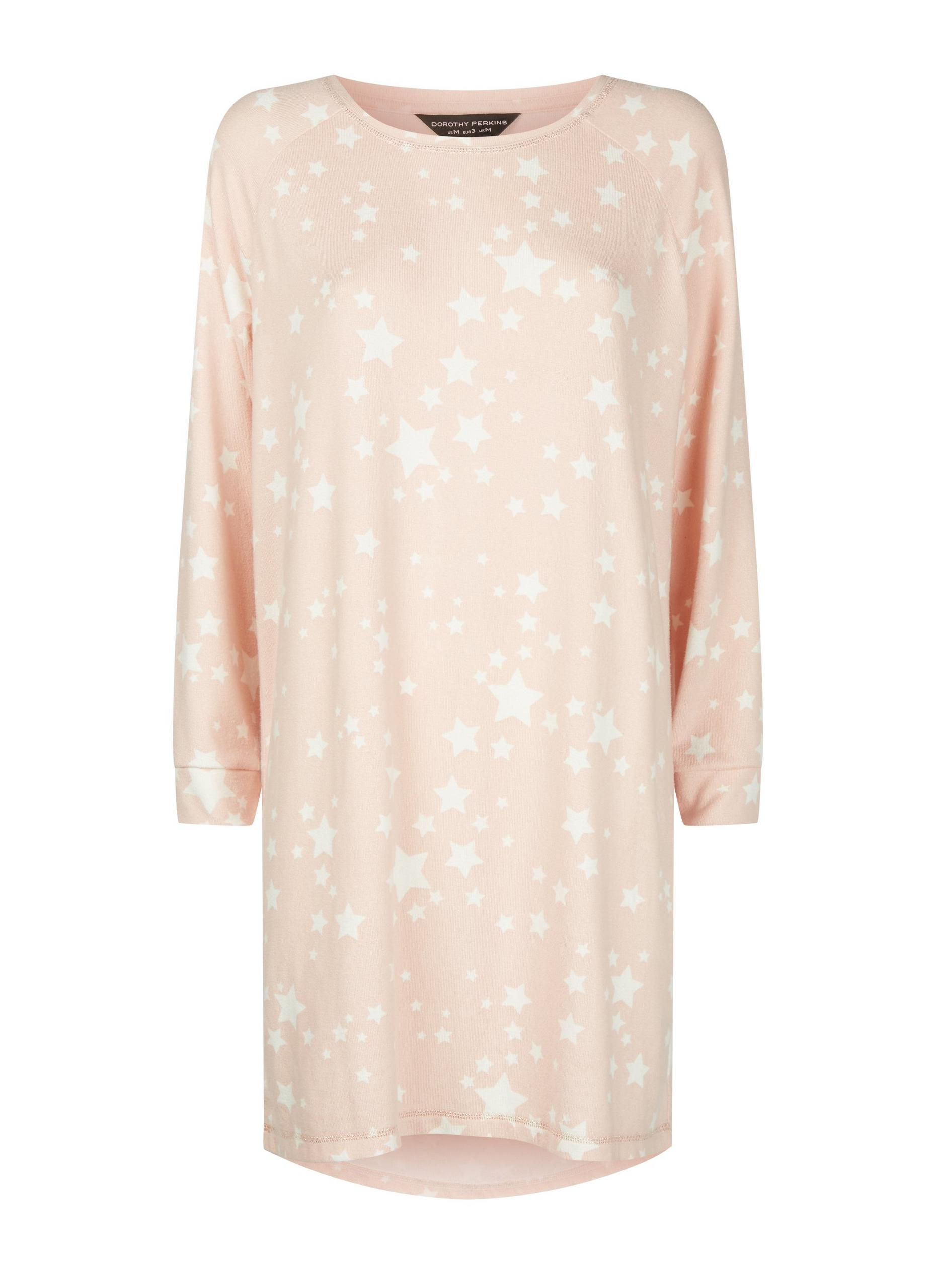 Star supersoft long sleeve nightie
