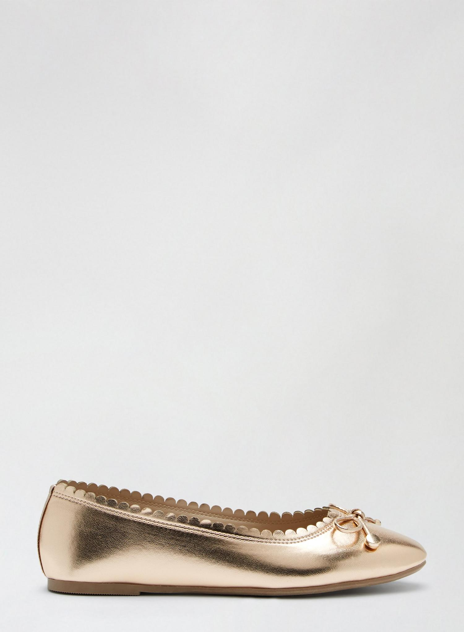 579 Rose Gold Peace Pump image number 2