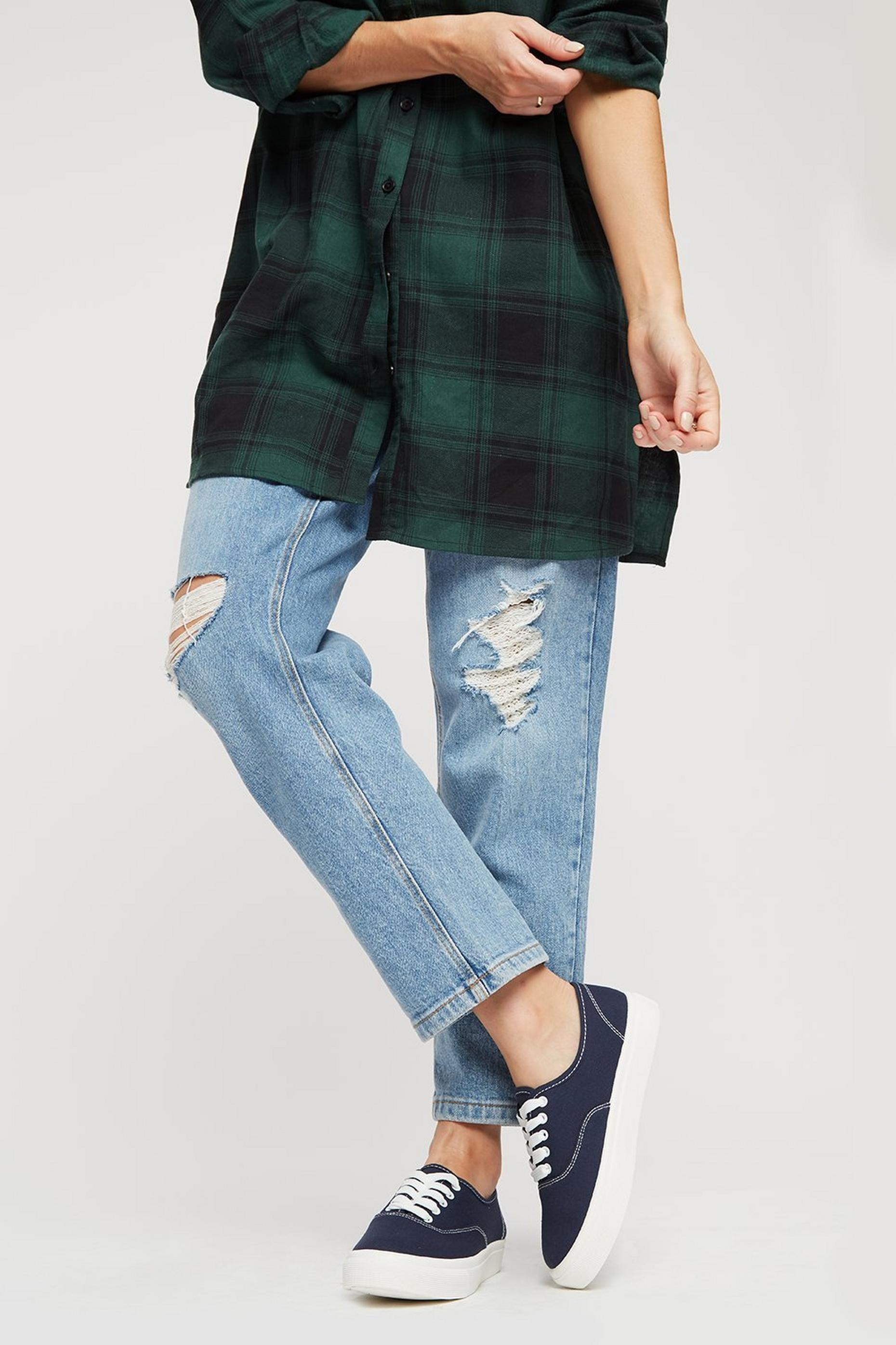 Navy Inspire Trainers
