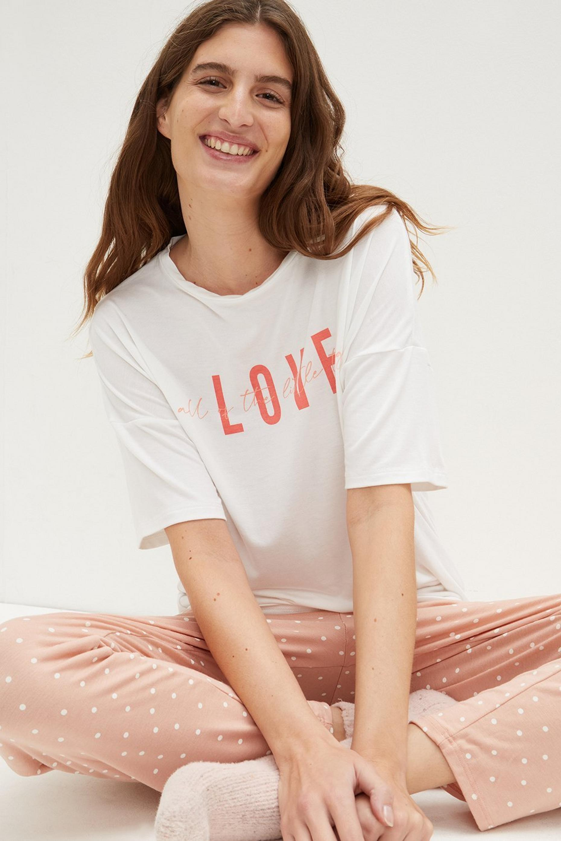 Blush Love Set PJ