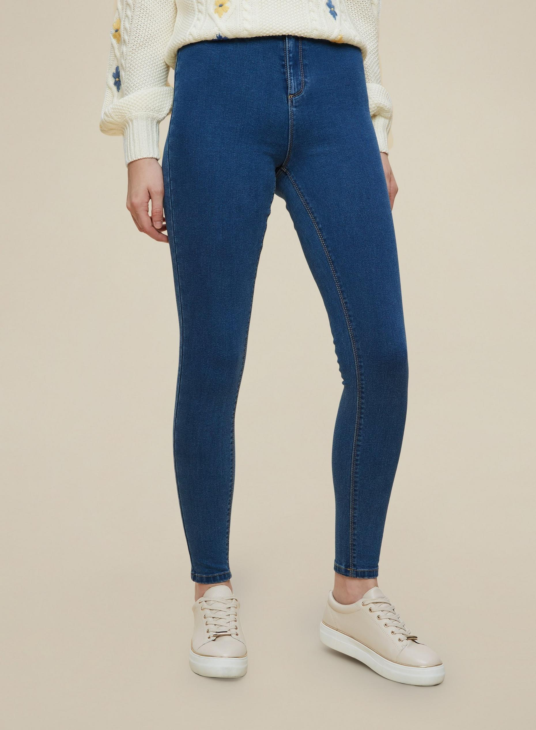 Midwash Regular Lyla High Waisted Skinny Jeans