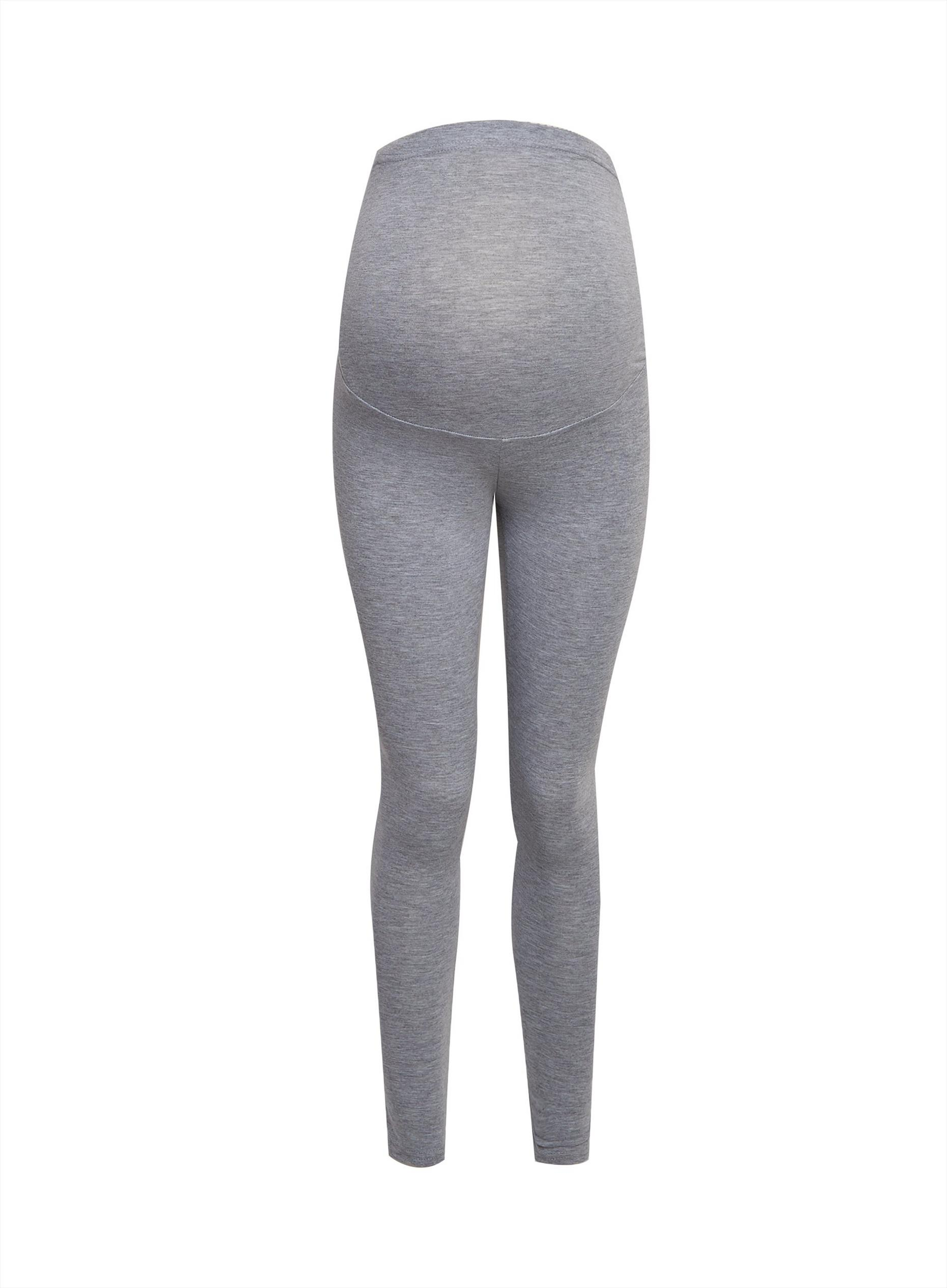 GRY OVERBMP LEGGINGS