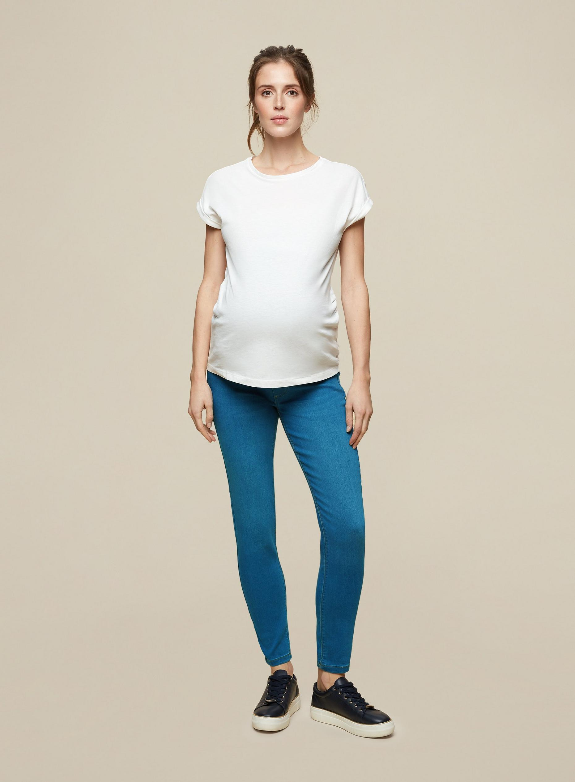 Petite Midwash Overbump Frankie Denim Jean