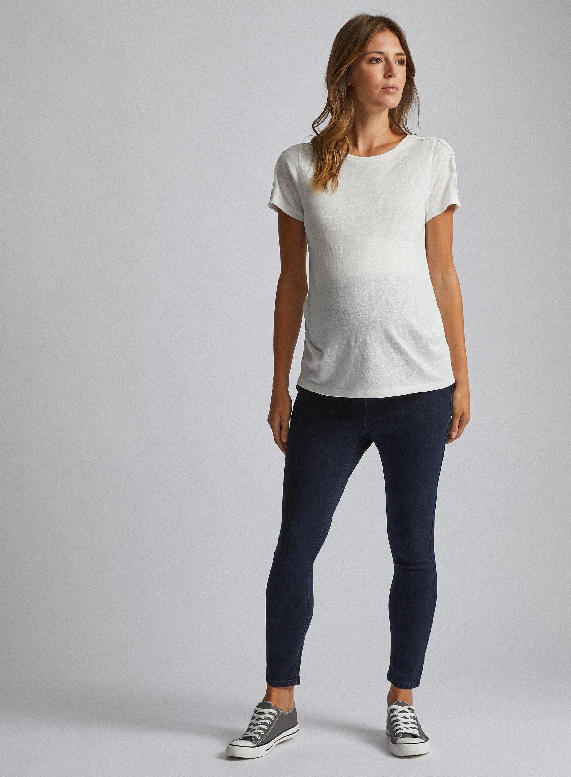 Maternity Overbump Skinny Darcy Jean