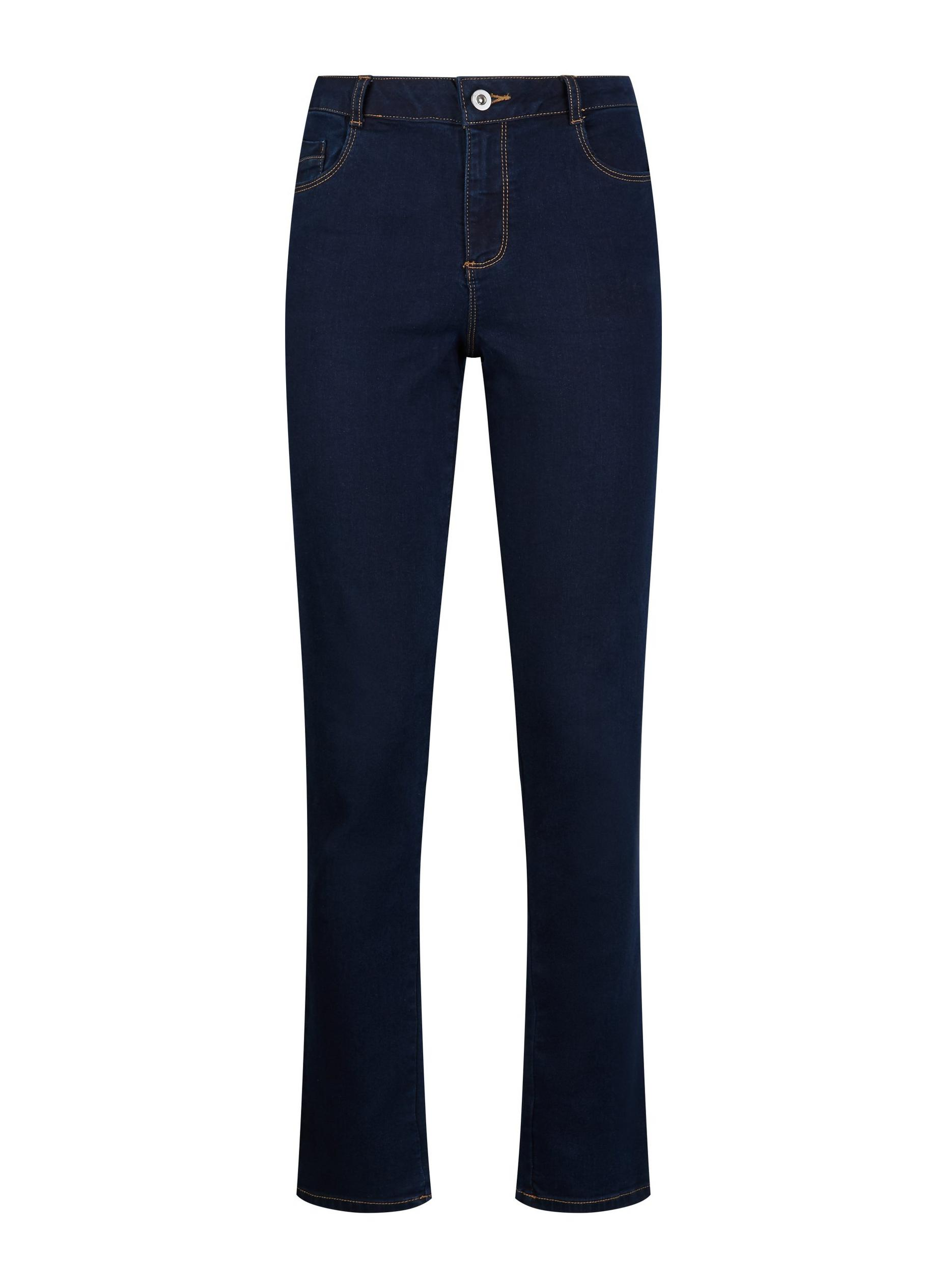 Indigo Ellis Slim Fit Denim Jeans