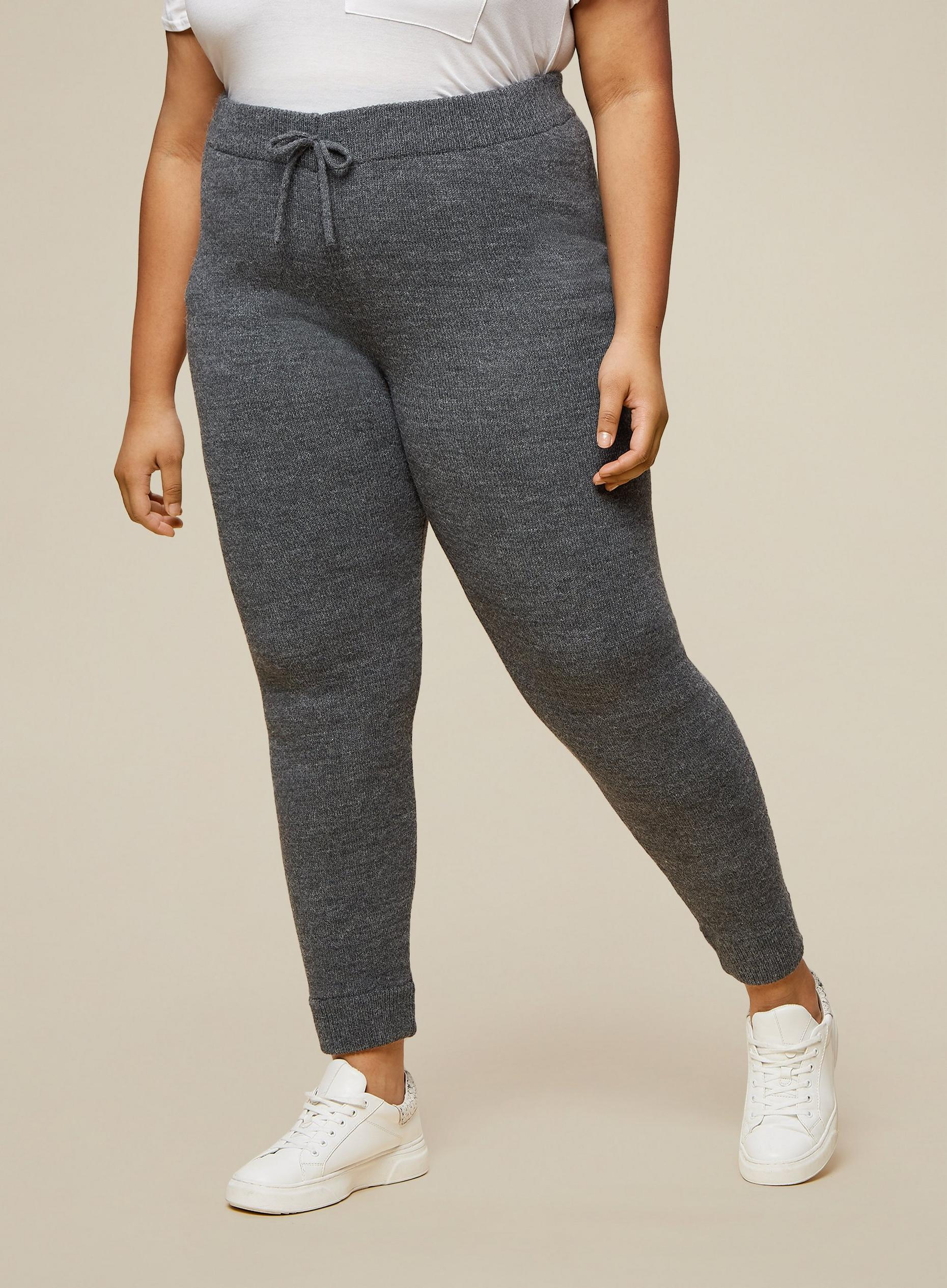 Curve Charcoal Lounge Joggers