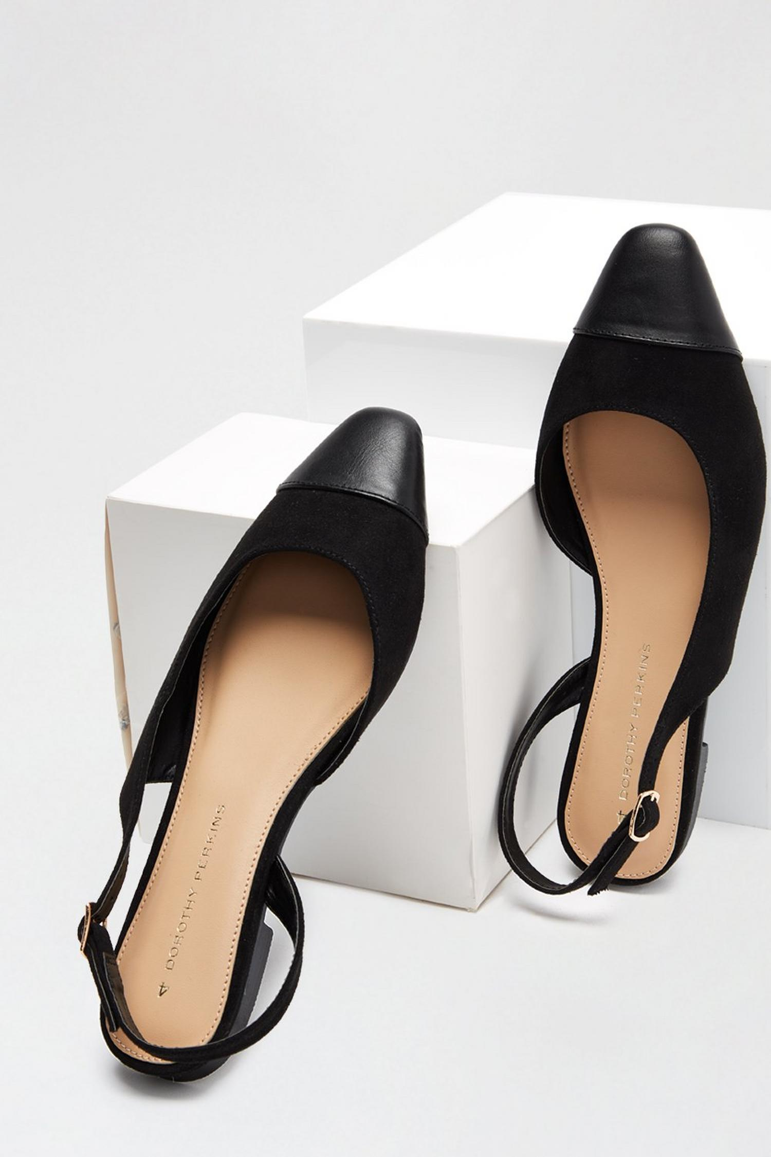 105 Black Promise Pump image number 3