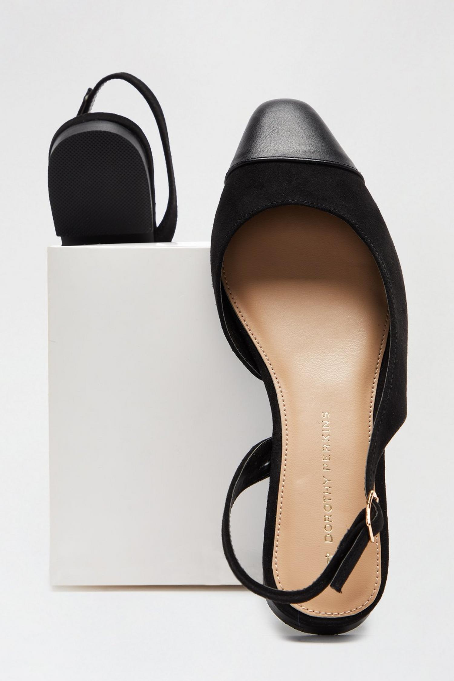 105 Black Promise Pump image number 4
