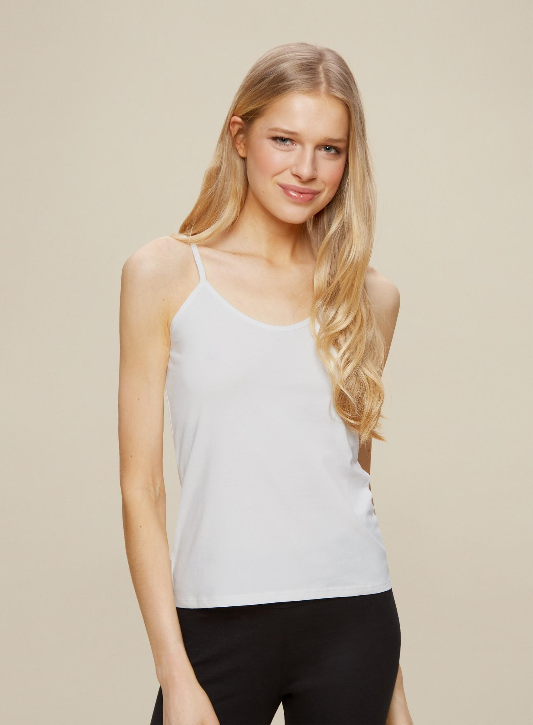 Organic Cotton 3 Pack Basic Cami